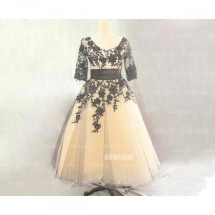 Aline Champagne Homecoming Dresses ..