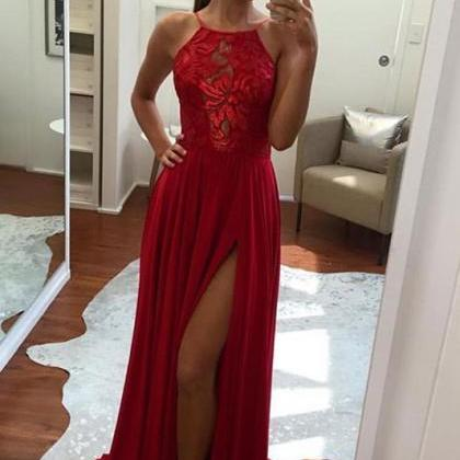 Unique Prom Dresses,A-Line Prom Dre..