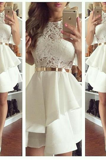 Homecoming Dresses,Lace Homecoming Dresses,White Homecoming Dresses,Juniors Homecoming Dresses,Cheap Homecoming Dresses on Storenvy